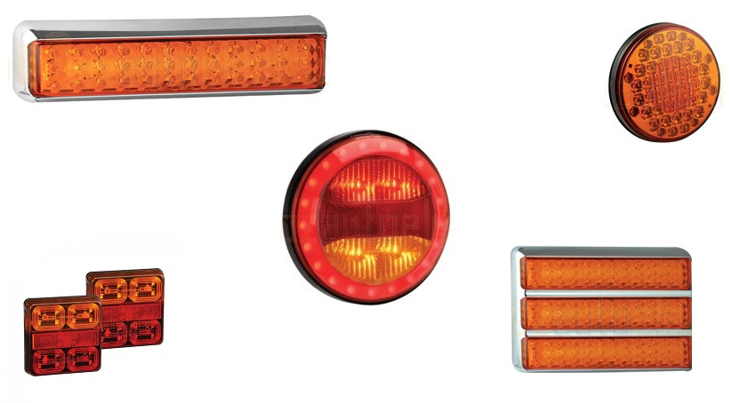 Rear Direction Indicators