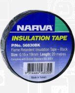 Flame retardant insulation tape - Black