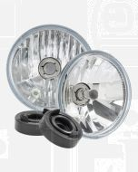 Narva 72010 H4 5 3/4'' (146mm) 12V 100/55W High/Low Beam Free Form Halogen Headlamp Conversion Kit