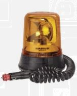 Narva 85658A Optimax Rotating Beacon (Amber) Magnetic Base 12/24 Volt