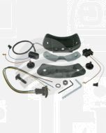 Hella 9.1365.08 Bracket Assembly & Loom to suit Hella Rallye 4000 Driving Light