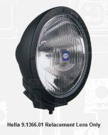 Hella 9.1366.01 Replacement Lens & Reflector to suit Hella Rallye 4000 Spread Beam