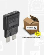 Narva 55630 Blade Automatic Circuit Breakers - 30Amp (Box of 5)