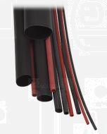 Narva 56684 Heatshrink Dual Wall Tubing - Red (Shrunk Dia.1.6mm)