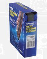 Narva 56612/20 Heatshrink Tubing - 1.6mm Shrunk Dia. (Black)