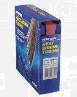 Narva 56636/10 Heatshrink Tubing - 3.2mm Shrunk Dia. (Red)