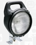 Hella Halogen Matador Work Lamp - Wide Spread/Long Rangee (1513)