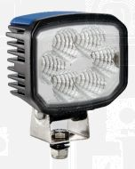 Hella LED FF Work Lamp - Close Range, 9-33V DC, HD Bracket (1551LEDHD)