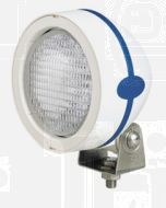 Hella Mega Beam Halogen FF Single Beam Work Lamp - Close Range, White, 24V (2835-24V)