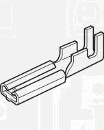 Hella Push-On Female Blade Crimp Terminals - 2.8mm (8572)