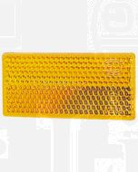 Hella Retro Reflector - Amber (Pack of 20) (2919BULK)