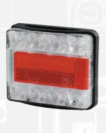 Hella Submersible LED Rear Combination Lamp with Licence Plate Function - 6.0m Cable (Pack of 10) (2395-6MBULK)