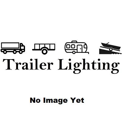 LED Autolamps 200CAW/24 Surface Mount Front Indicator/Marker Lamp- 24V, Chrome (Box)