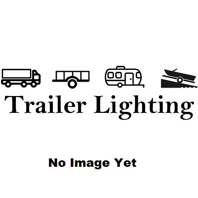 LED Autolamps 207R12 207 Series Rectangular Stop Tail Lamp (Poly Bag)