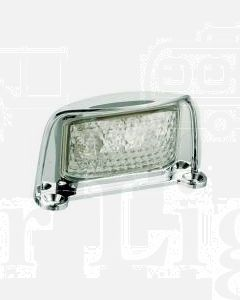 LED Autolamps 35CLM Chrome Licence Plate LED Lamp