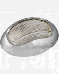 LED Autolamps 52CW Marine Stern/Towing Lamp - Chrome (Single Blister)