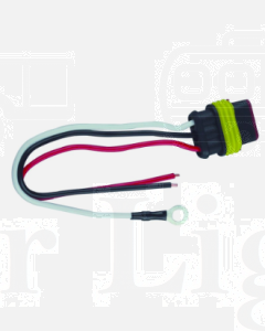 LED Autolamps 55062 3 Pin Plug suited for LED Autolamps
