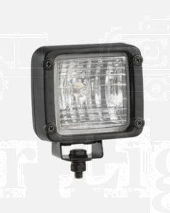 Narva 72411 Work Lamp, Free Form Long Range Flood Beam 111 x 123mm Blister Pack