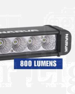 9-33 Volt High Powered L.E.D Work Lamp Flood Beam Bar - 800 Lumens