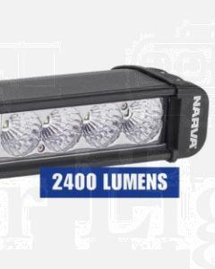 9-33 Volt High Powered L.E.D Work Lamp, Flood Beam - 2400 Lumens