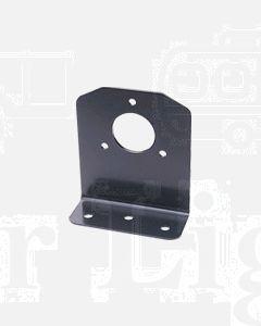 Narva 82325 Angled Bracket for Large Round Plastic Socket
