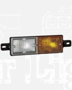 Bullbar Front Direction Indicator and Front Position Lamp (Amber/Clear)