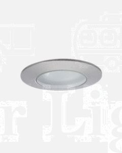 Narva 87570S 9-33V L.E.D Interior Lamp with Silver Satin Base