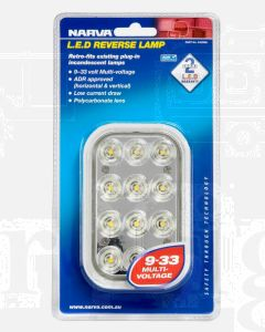 Narva 94536BL 9-33 Volt L.E.D Rear Stop/Tail Lamp Only (Blister Pack)