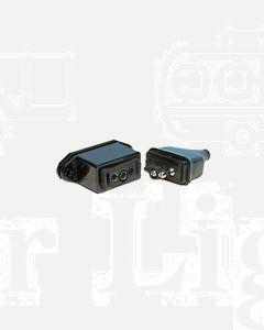 Britax B83-A 2 Pin Surface Mount Plug & Socket