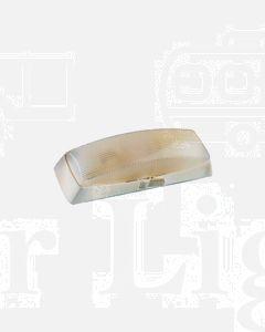 Interior Lamp Opal Lens White Base