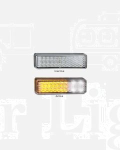 LED Autolamps 175AW2 Front Indicator/Marker Lamp (Twin Blister)