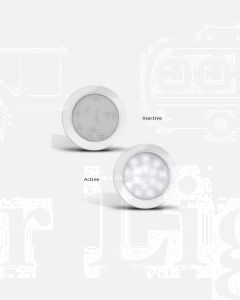 LED Autolamps 7515WB 7515 Series Interior Lamp (Poly Bag)