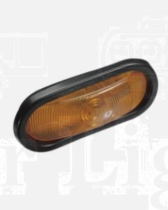 Narva 96002 12 Volt Sealed Rear Direction Indicator Lamp Kit (Amber) with Vinyl Grommet