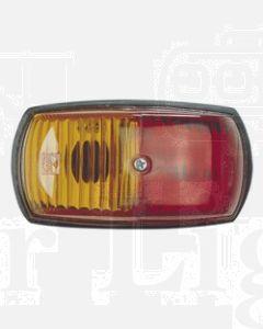 Narva 85760 12V Side Marker Lamp (Red / Amber)