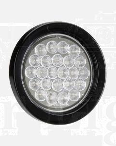 Narva 94050 9-33 Volt L.E.D Reverse Lamp Kit (White) with Vinyl Grommet