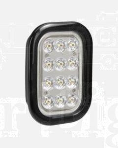 Narva 94538 9-33 Volt L.E.D Reverse Lamp Kit (White) with Vinyl Grommet, Plug & Leads (Blister Pack)