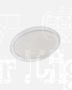 Narva 87516BL 9-33 Volt Saturn Oval L.E.D Interior Lamp with Touch Sensitive On / Dim / Off Switch (Blister Pack)