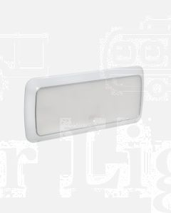 Narva 87512BL 9-33 Volt Saturn Rectangular L.E.D Interior Lamp with Touch Sensitive On / Dim / Off Switch (Blister Pack)
