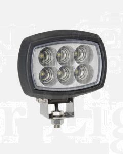 Narva 72457 9-64 Volt 5W L.E.D Work Lamp Flood Beam - 3000 Lumens