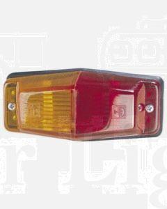 Narva 85750 Side Marker Lamp (Red / Amber)