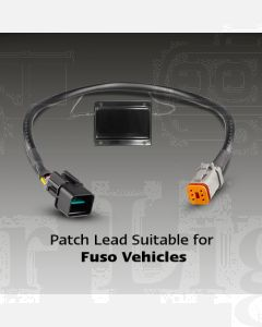 LED Autolamps LED Patch Lead Suitable for Fuso Vehicles
