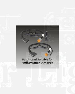 LED Autolamps Vehicle Patch Lead suitable for Volkswagen Amarok
