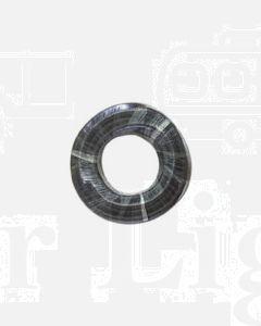 Narva Non Split Corrugated Tubing 7mm, 100m Roll 56750-100