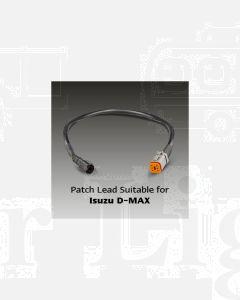 LED Autolamps PATCHD-MAX Patch Lead to suit Isuzu D-max