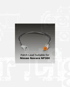 LED Autolamps PATCHNAVARAT-NP300 Patch Lead to suit Nissan Navara NP300