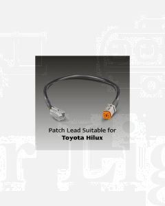 LED Autolamps PATCHHILUX Patch Lead to suit Toyota Hilux